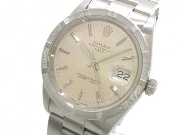 ロレックス 腕時計 オイスターパーペチュアルデイト 15210 メンズ 0
