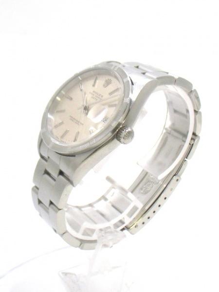 ロレックス 腕時計 オイスターパーペチュアルデイト 15210 メンズ 2