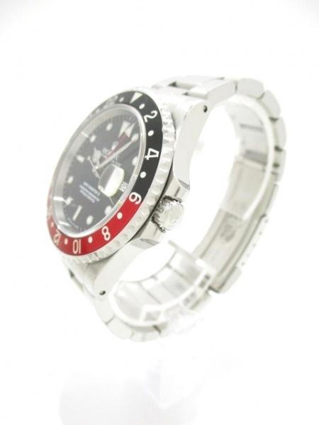 ROLEX(ロレックス) 腕時計 GMTマスター2 16710 メンズ 黒 2