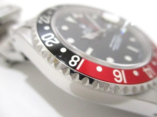ROLEX(ロレックス) 腕時計 GMTマスター2 16710 メンズ 黒 8