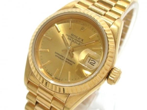 ROLEX(ロレックス) 腕時計 デイトジャスト 69178 レディース 0