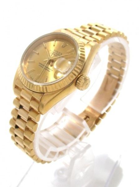 ROLEX(ロレックス) 腕時計 デイトジャスト 69178 レディース 2