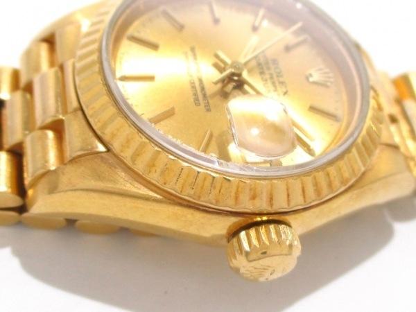 ROLEX(ロレックス) 腕時計 デイトジャスト 69178 レディース 7