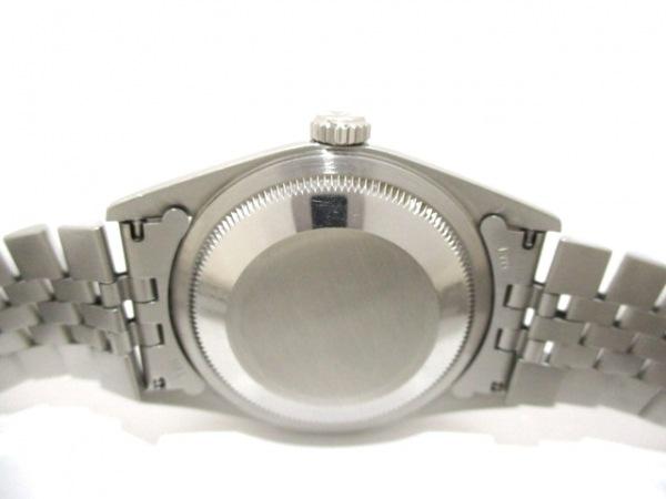 ROLEX(ロレックス) 腕時計 デイトジャスト 16234 ユニセックス 黒 3