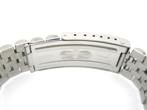 ROLEX(ロレックス) 腕時計 デイトジャスト 16234 ユニセックス 黒 4