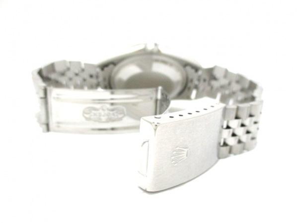 ROLEX(ロレックス) 腕時計 デイトジャスト 16234 ユニセックス 黒 5