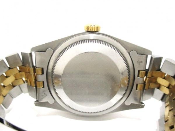 ROLEX(ロレックス) 腕時計 デイトジャスト 16233G メンズ 3