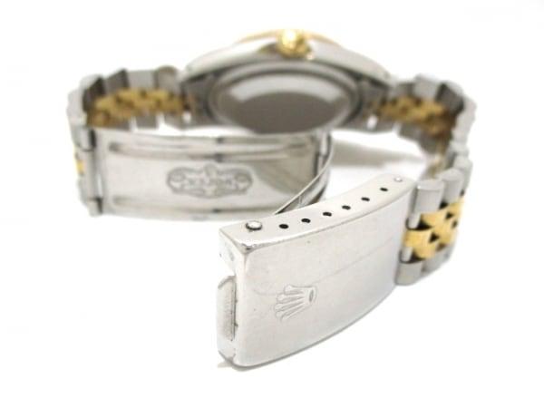ROLEX(ロレックス) 腕時計 デイトジャスト 16233G メンズ 5