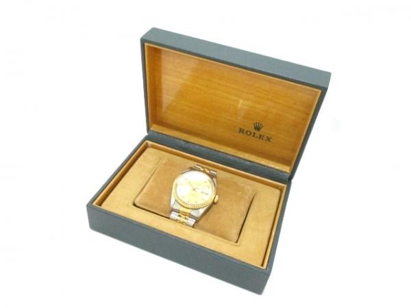 ROLEX(ロレックス) 腕時計 デイトジャスト 16233G メンズ 9