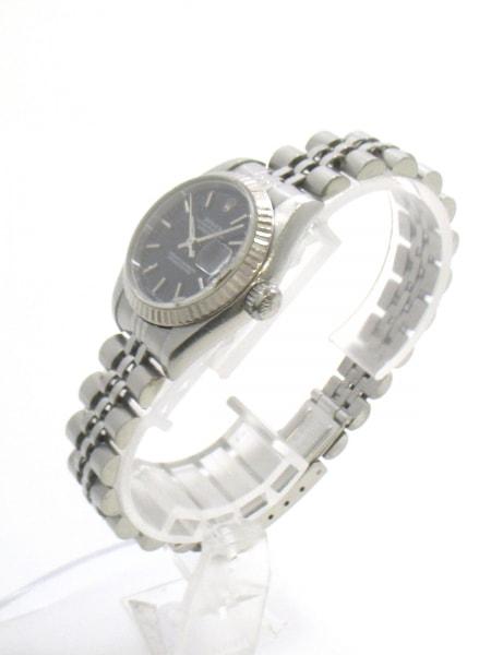 ROLEX(ロレックス) 腕時計 デイトジャスト 79174 レディース 黒 2