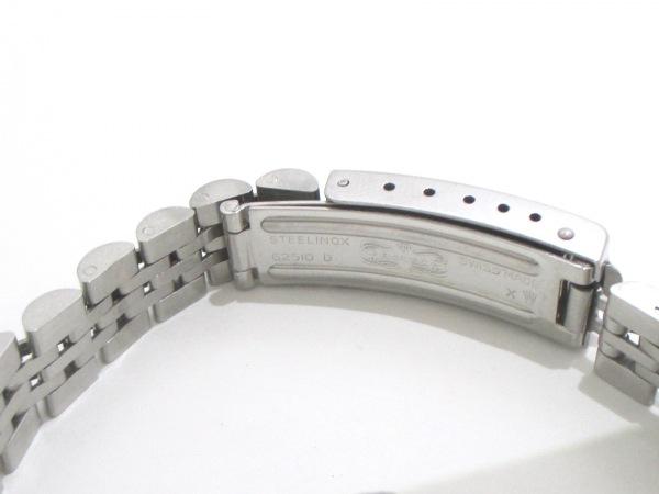 ROLEX(ロレックス) 腕時計 デイトジャスト 79174 レディース 黒 4