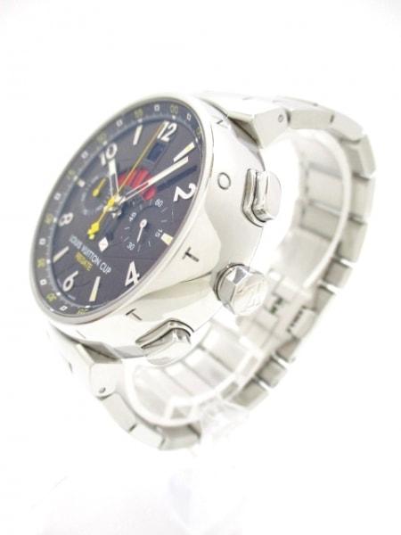 ヴィトン 腕時計 タンブールクロノ ルイヴィトンカップ レガッタ 2