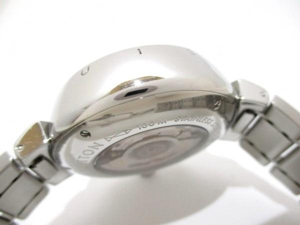 ヴィトン 腕時計 タンブールクロノ ルイヴィトンカップ レガッタ 8