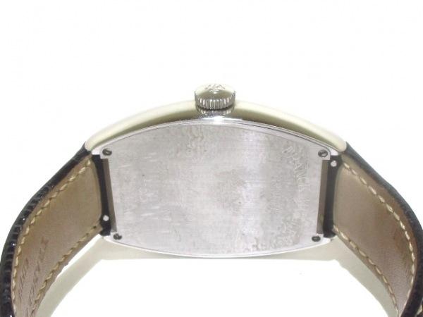フランクミュラー 腕時計 カサブランカ 5850 メンズ 黒 3