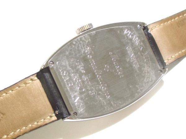 フランクミュラー 腕時計 カサブランカ 5850 メンズ 黒 6