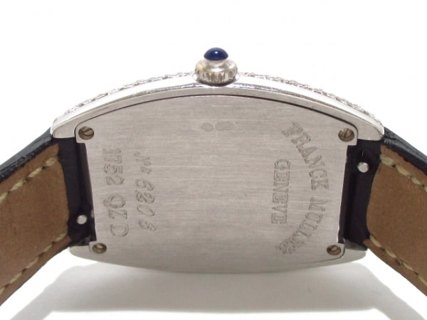 フランクミュラー 腕時計 トノーカーベックスサンセット 1752QZD 3