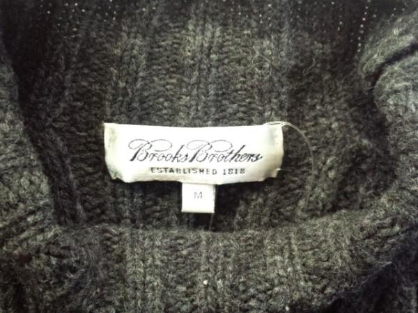 ブルックスブラザーズ 長袖セーター サイズM レディース ハイネック 3