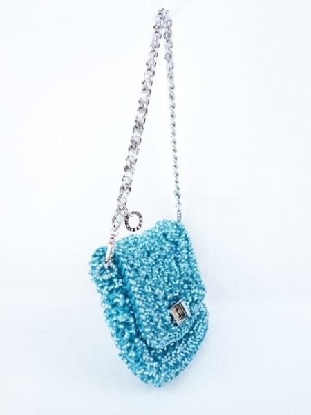 アンテプリマ ハンドバッグ美品  ワイヤーバッグ ワイヤー×金属素材 2