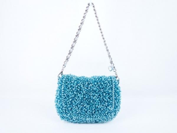アンテプリマ ハンドバッグ美品  ワイヤーバッグ ワイヤー×金属素材 3