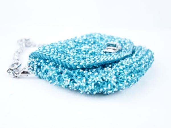 アンテプリマ ハンドバッグ美品  ワイヤーバッグ ワイヤー×金属素材 4