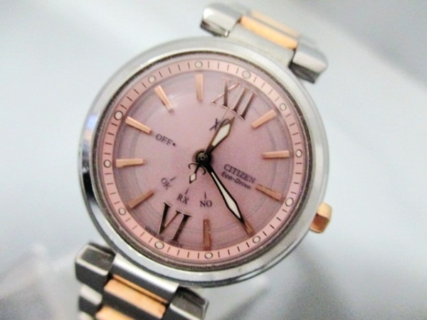 CITIZEN(シチズン) 腕時計美品  XC H330-T011233 レディース ピンク 0