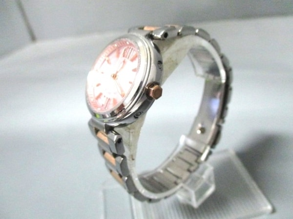 CITIZEN(シチズン) 腕時計美品  XC H330-T011233 レディース ピンク 2