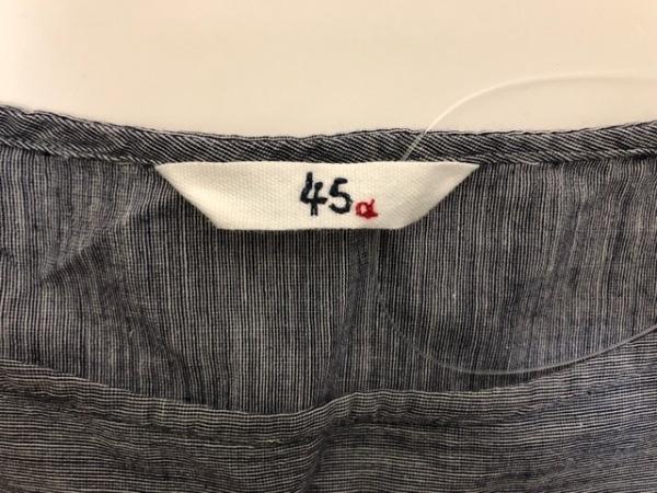 45rpm(フォーティーファイブアールピーエム) ワンピース サイズ0 XS 4