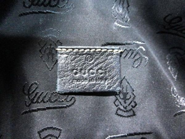 GUCCI(グッチ) ショルダーバッグ - 223337 黒 レザー 6