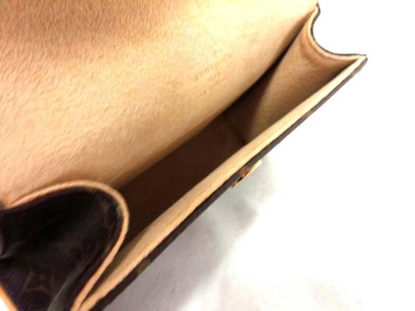 ルイヴィトン ウエストポーチ モノグラム M51855 ストラップサイズ:S 5
