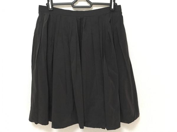 【中古】 ベイジ BEIGE スカート サイズ4 XL レディース 黒