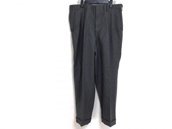 【中古】 ダックス DAKS パンツ メンズ グレー
