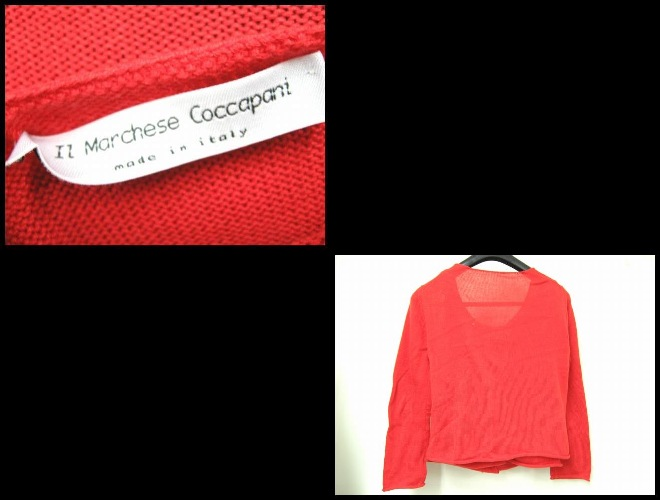 COCCAPANI(コッカパーニ)のセーター