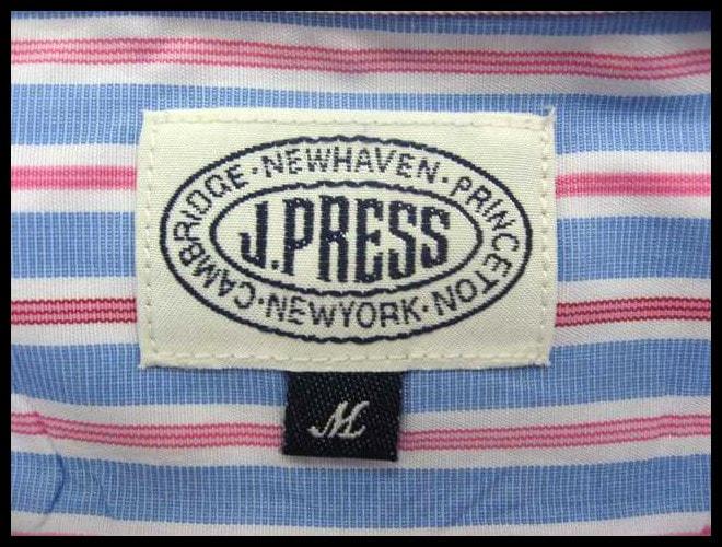 J.PRESS(ジェイプレス)のシャツ