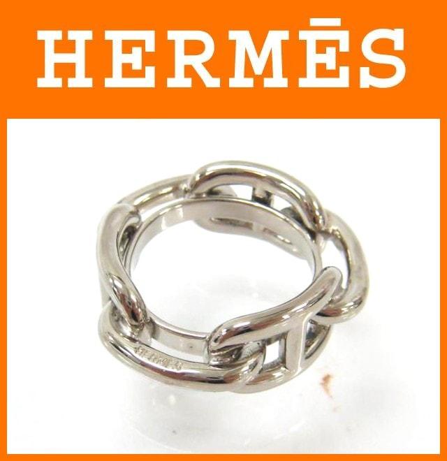 HERMES(エルメス)のシェーヌダンクル スカーフリング