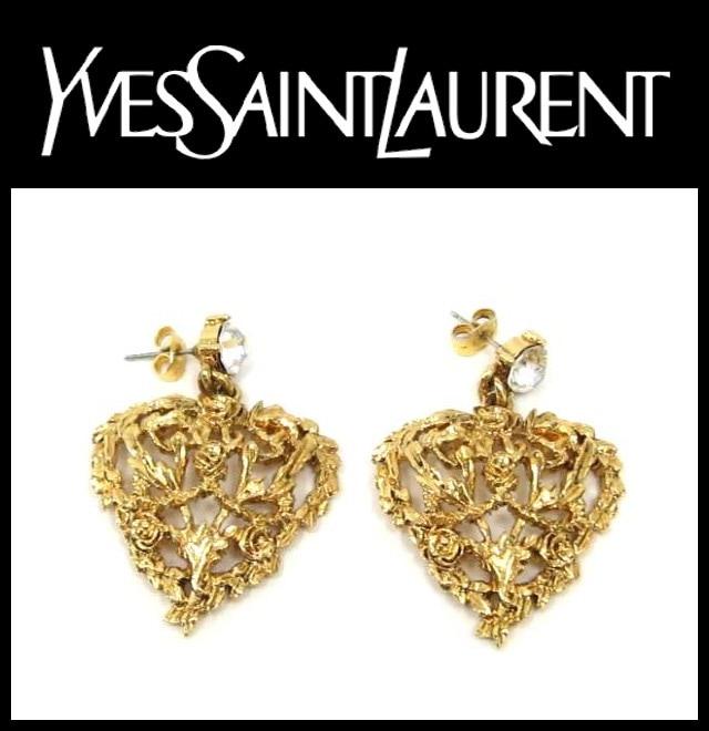 outlet store 39241 4cb2c YvesSaintLaurent(イヴサンローラン)/ピアスの買取実績/11085909 ...