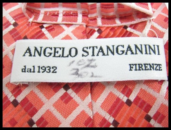ANGELO STANGANINI(アンジェロスタンガニーニ)のネクタイ
