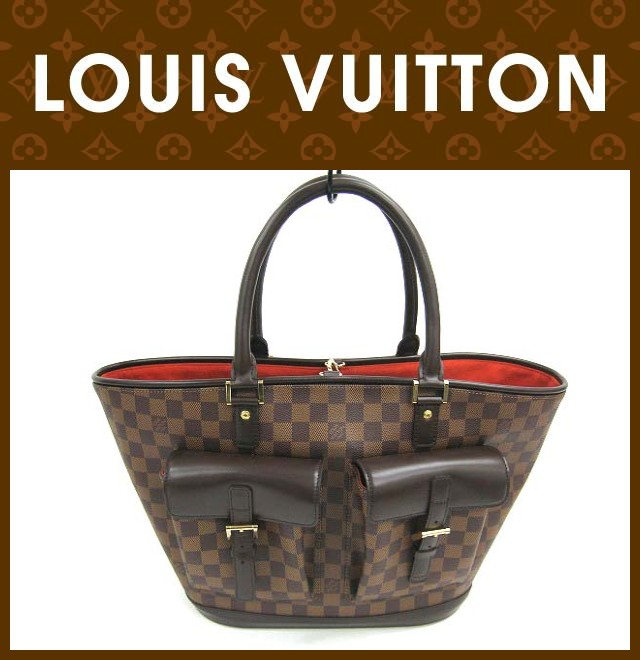 LOUIS VUITTON(ルイヴィトン)のマノスクGM