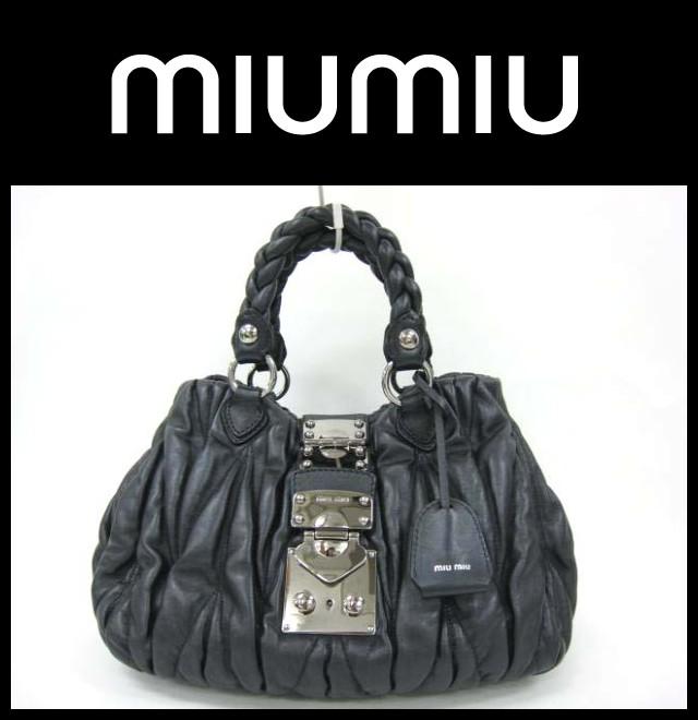 miumiu(ミュウミュウ)のマトラッセ