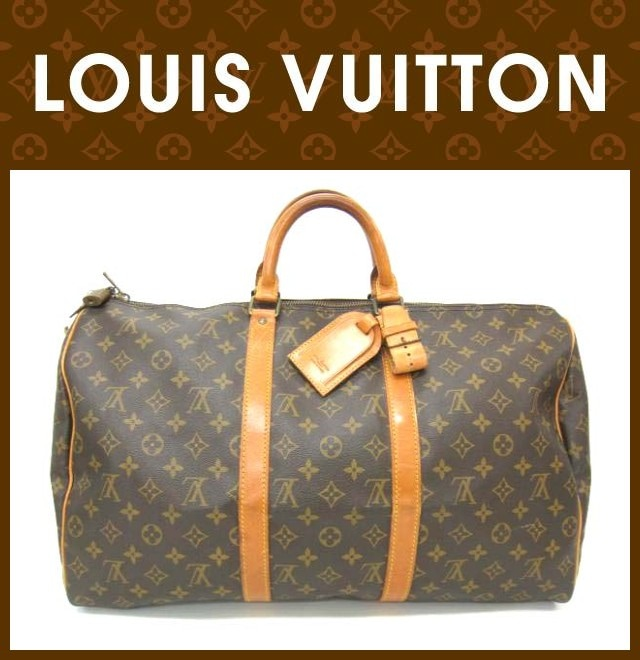 LOUIS VUITTON(ルイヴィトン)のキーポル50