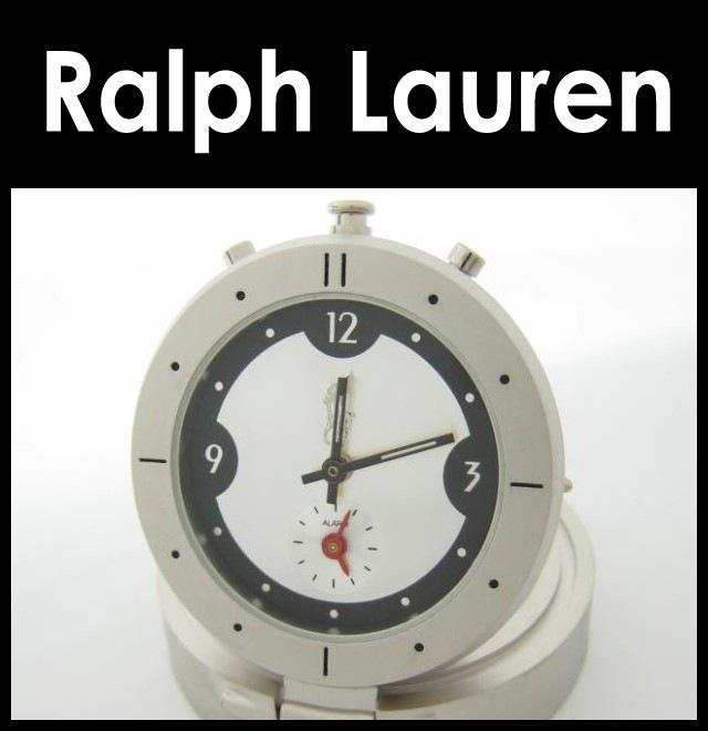 RalphLauren(ラルフローレン)のトラベルアラームクロック