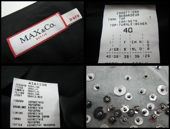 MAX&CO.(マックス&コー)のその他トップス