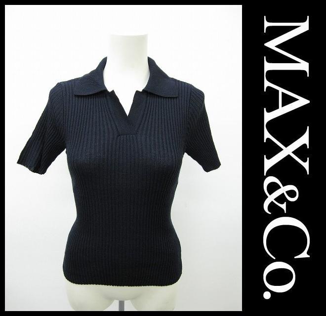 MAX&CO.(マックス&コー)のポロシャツ
