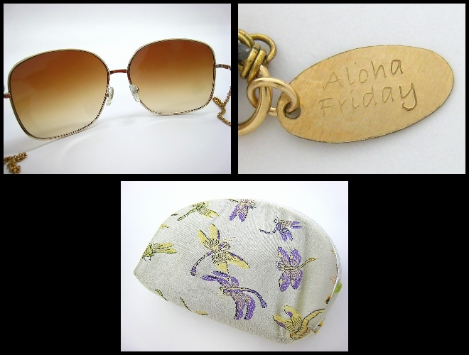 Aloha Friday(アロハフライデー)のサングラス