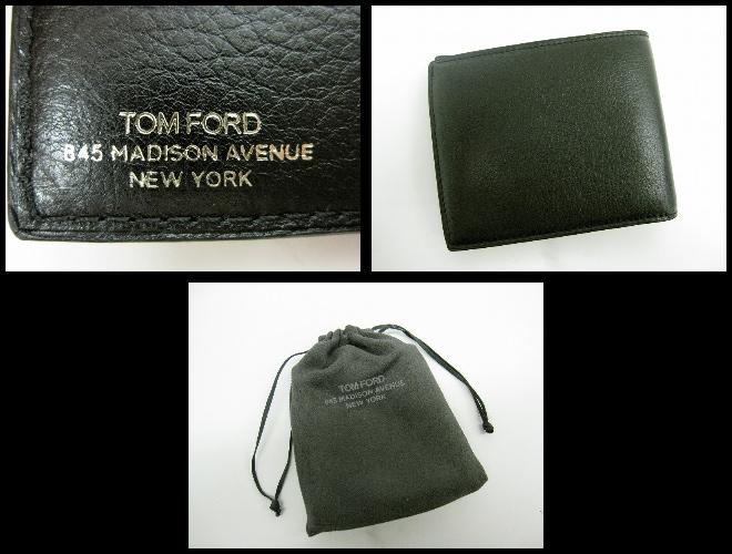TOM FORD(トムフォード)の札入れ