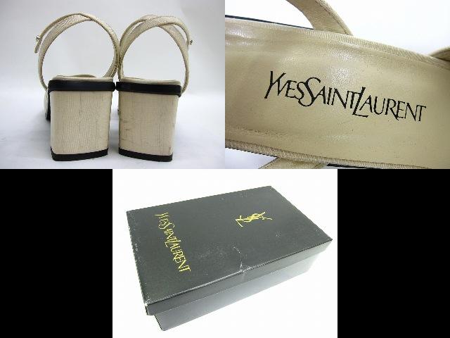 YvesSaintLaurent(イヴサンローラン)のサンダル
