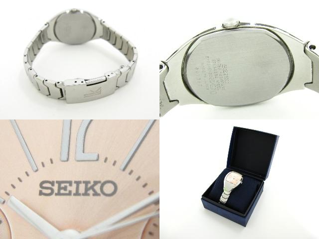 SEIKO(セイコー)のルキア