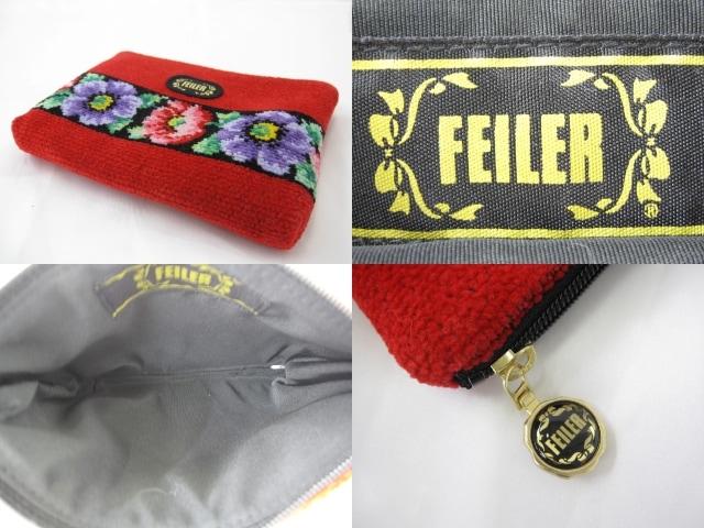 FEILER(フェイラー)のポーチ