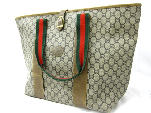 100% authentic 567d0 ee115 GUCCI PLUS(グッチプラス)/トートバッグの買取実績/11559175 の ...
