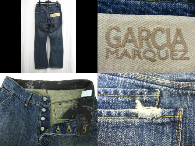 GARCIA MARQUEZ(ガルシアマルケス)のジーンズ