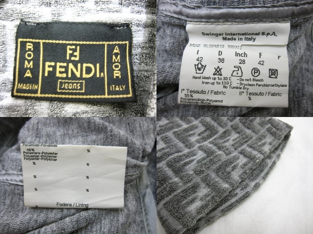 FENDI(フェンディ)のパーカー